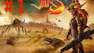 "Jak 3 Walkthrough Part 1: The Beginning ""Classic PS2 Game"""