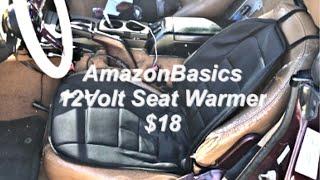 AmazonBasics Seat Warmer 12v