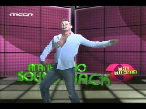 "Mega channel ""The twenty"" - Soundtrack - Elena Paparizou ""Mazi sou"""