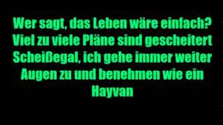 Summer Cem ft. KC Rebell - Hayvan ( LYRIC )
