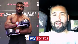Tony Bellew believes Francis Ngannou stands ZERO chance in a boxing ring vs Dillian Whyte! ❌