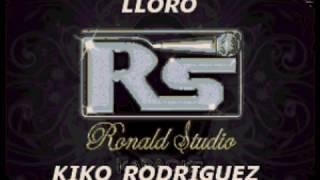 Kiko Rodriguez Lloro Karaoke