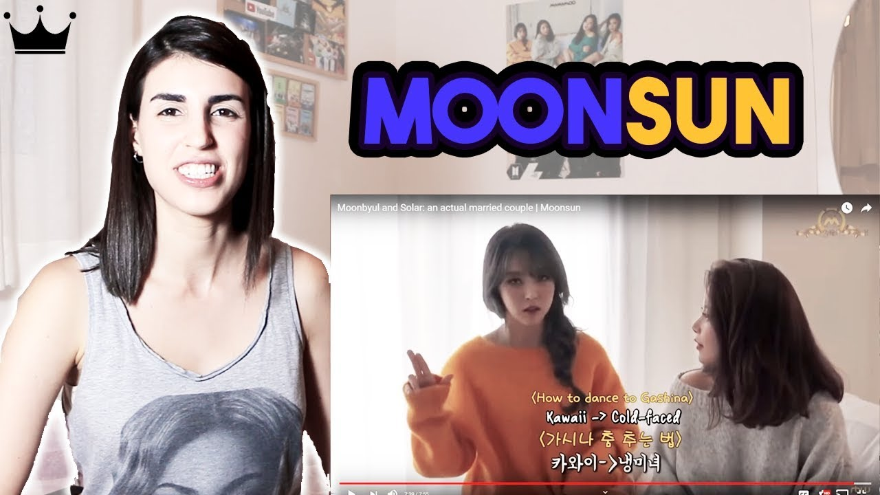 moonbyul och sol dejting online dating utan Foto