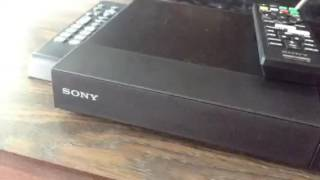 Sony multi region DVD and Blu-ray player review