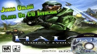 Como Jugar Halo Combat Envolved Online & Quitar la Clave de CD Es Inválida [2014]