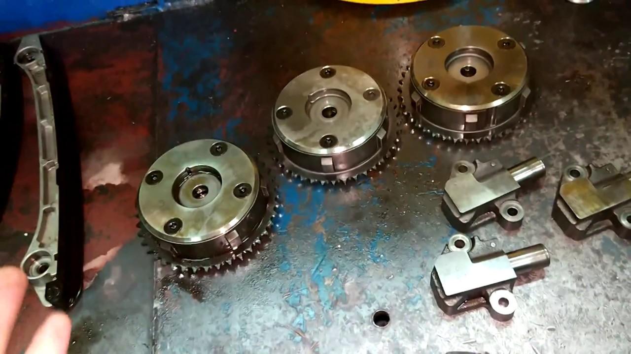 ванос цепь натяжитель успокоитель / Mazda CX-7 2.3 Turbo связаться со мной wichengad@gmail.com