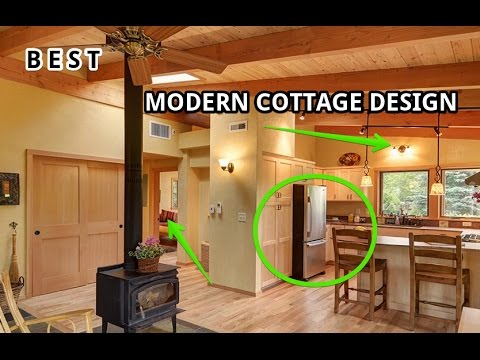 modern house plans -Best modern cottage design for you