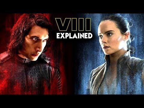 Kylo Ren & Rey Deleted Scene Explained! Star Wars The Last Jedi