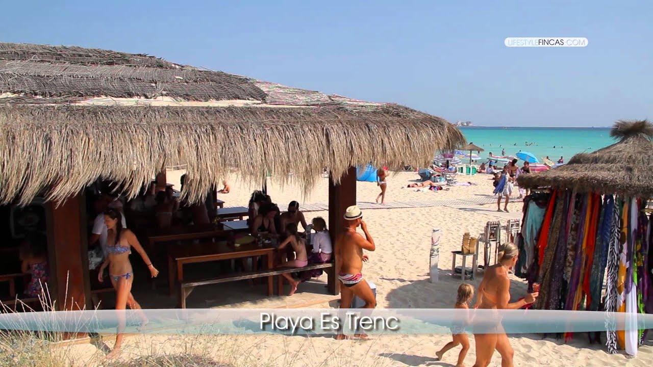 HD - Mallorca - Es Trenc - Strand - - YouTube
