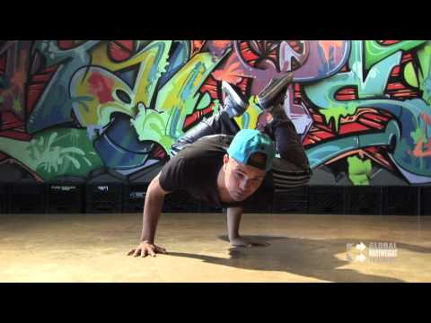 Turtle Freeze Tutorial: Intro To Bboy Hand Balancing