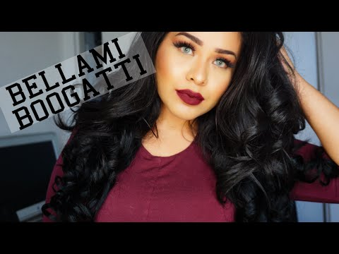Bellami Boogatti + How I Curl My Hair