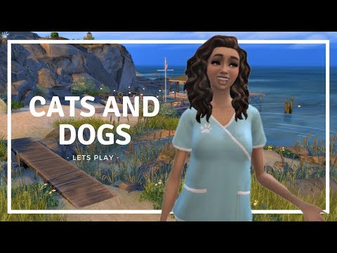 SAGE'S BIRTHDAY | Let's Play: The Sims 4 Cats and Dogs | PART 4