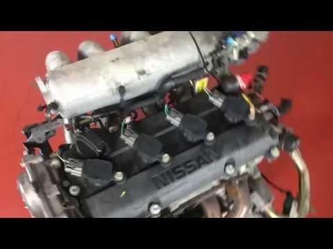JDM Nissan Altima 2002 2007 QR25 2.5L Engine Walk Around