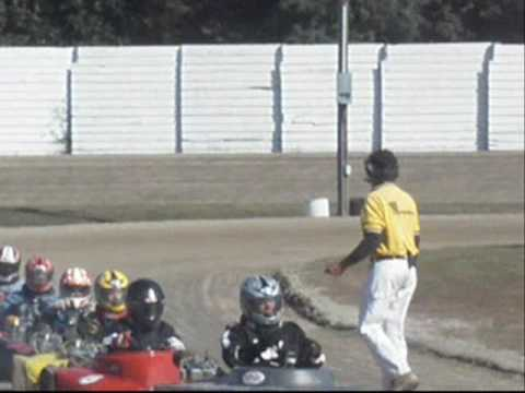 Whip City Speedway:  Modified Kart Feature 9/26/09