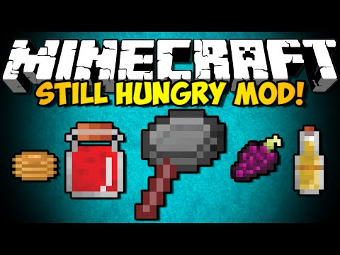 food mod for minecraft 1.8