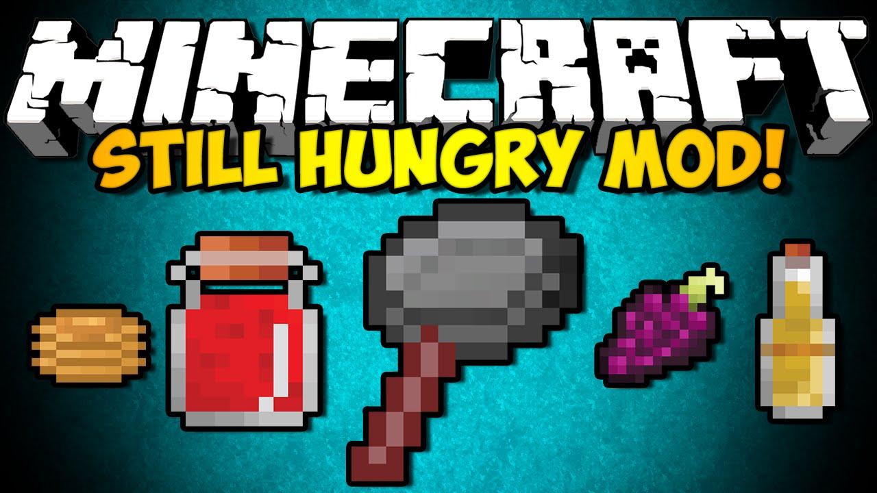 Mods More Food Minecraft