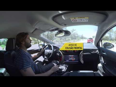 Test-drive 360º no Opel Astra com o João...