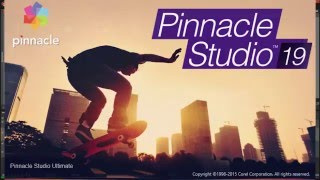 Pinnacle Studio 19. Урок №4.