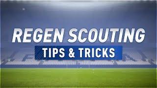 FIFA 18 Career Mode Tips & Tricks - Scouting Regens