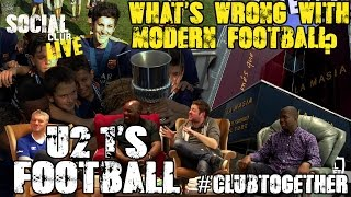"""U21's Football 