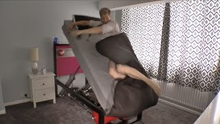 The High Voltage Ejector Bed