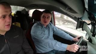 ученик про таксиста !
