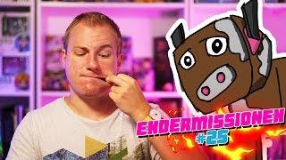 MINECRAFT SPEEDRUN! Endermissionen #25 Dansk Minecraft