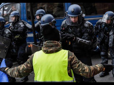 السبت الخامس لاحتجاجات باريس.. فرنسا إلى أين؟  - نشر قبل 2 ساعة