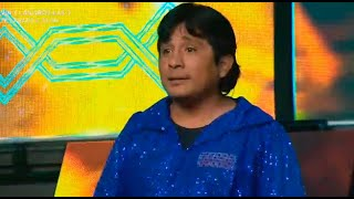 Pascualillo llegó a Yo Soy con lo mejor de su cumbia