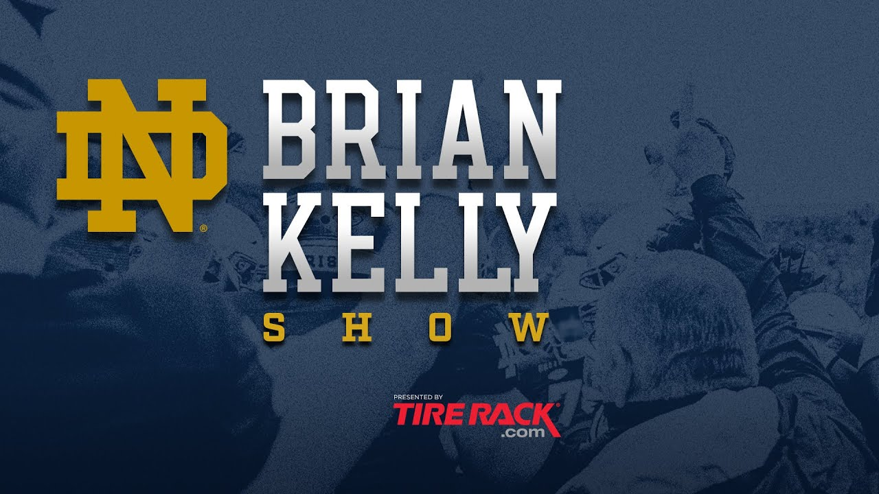 Brian Kelly Is Making Do With This Notre Dame Team So Far