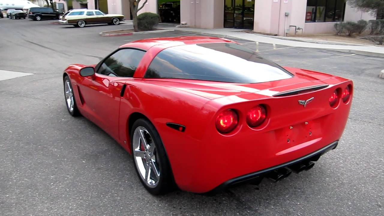 2007 chevrolet corvette coupe procharger supercharged 530. Black Bedroom Furniture Sets. Home Design Ideas