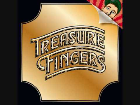 Treasure Fingers - Cross The Dancefloor (Chromeo Remix)