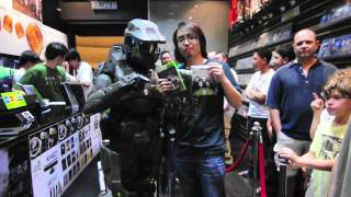 Halo Reach Launches in Malaysia