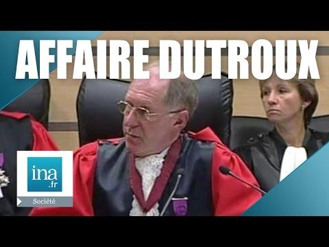 Marc Dutroux condamné à la perpétuité | Archive INA