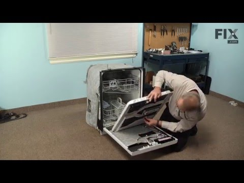 Maytag Dishwasher Repair – How to replace the Handle and Door Latch