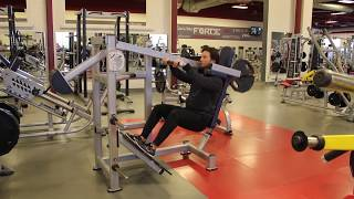 C-212 Atlantis Pendulum Squat