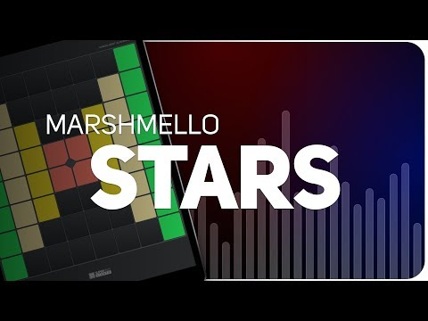 Playing STARS | Marshmello on SUPER PADS LIGHTS - KIT BOUNCE