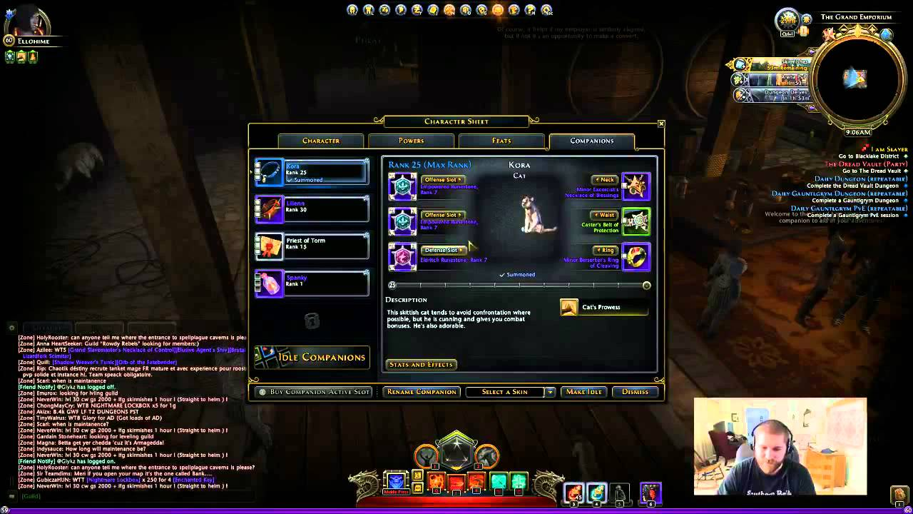 neverwinter how to get archon companions