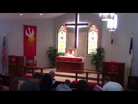 Zion Evangelical Lutheran Church Springfield Missouri   05 20 2018 service