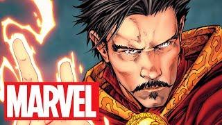 Doctor Strange (Stephen Strange) | Marvel 101