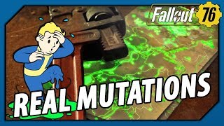 FALLOUT 76 - THIS is how MUTATIONS Should Work | REAL, Visual & Crazy!