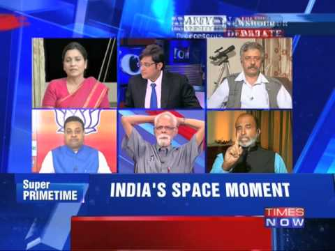 The Newshour Debate: Mission Mars - Part 3 (24th September 2014)
