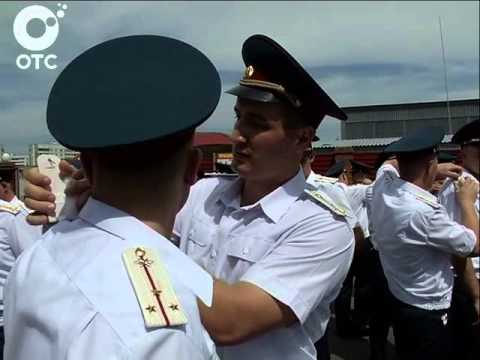 Военнослужащим внутренних войск Сибирского региона добавили звезд на погонах