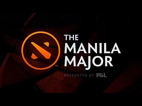 Secret vs Na`Vi The Manila Major 2016 Groupstage Game 2 bo3