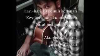 Noah Baharuddin Feat. Nazri - Peroket Surat