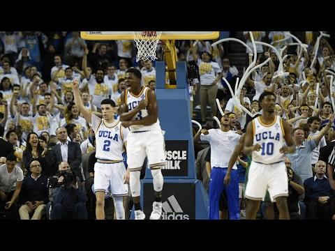 No. 10 UCLA uses second-half rally to comeback win over No. 5 Oregon
