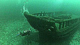 Great Lakes Wreck Diving - The Northerner, Port Washington, WI 8/11/13