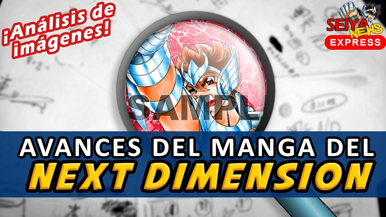 ¡POR FIN AVANCES DEL NEXT DIMENSION!