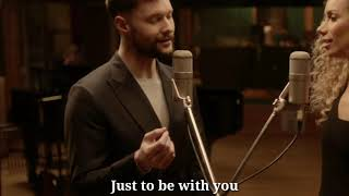 You Are The Reason(Duet Version)_Calum Scott ft Leona Lewis