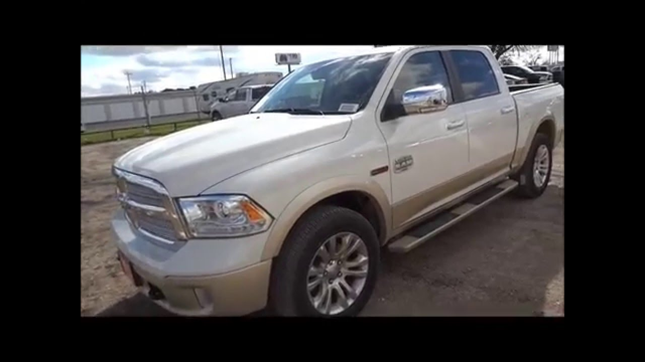 2016 dodge ram 1500 lonhorn ecodiesel review youtube. Black Bedroom Furniture Sets. Home Design Ideas